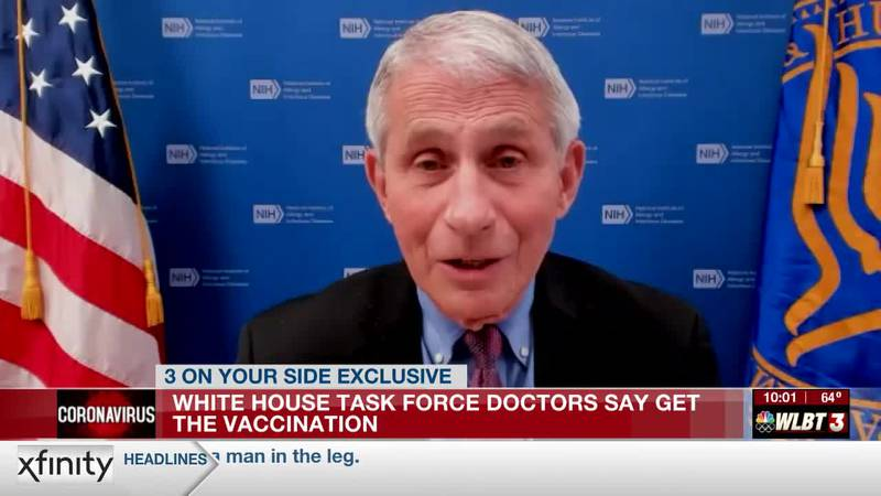 White House COVID Task Force Doctors have message for Mississippians