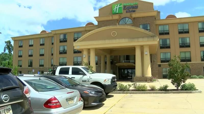 Louisiana evacuees flood local hotels as Hurricane Ida inches closer