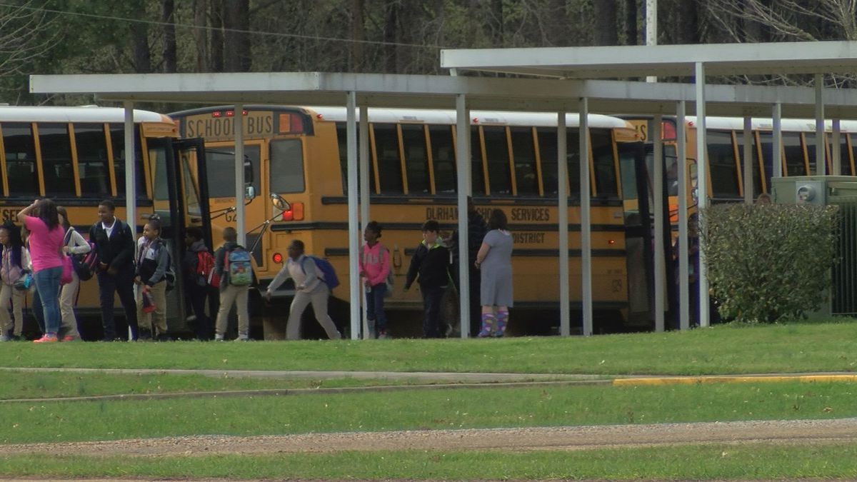 A water main break in Byram caused three 3 Hinds County Schools to release early. Source: WLBT