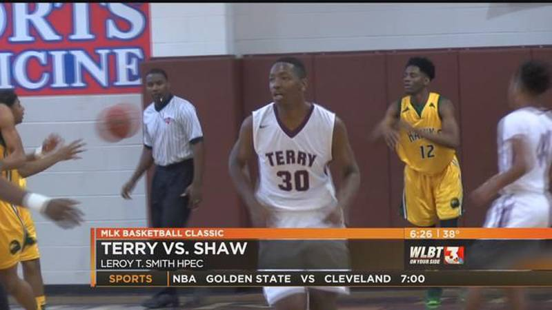 Terry beats defending state champ Shaw in MLK Classic