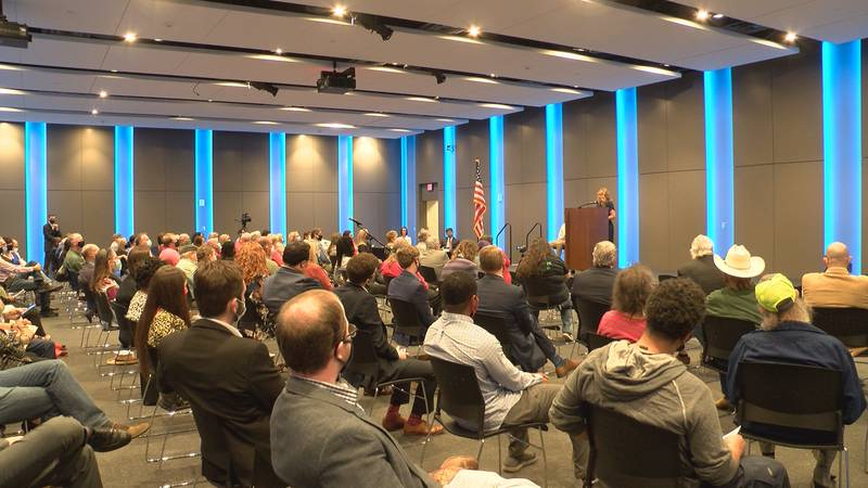 Public hearing held for Initiative 65 in Jackson.