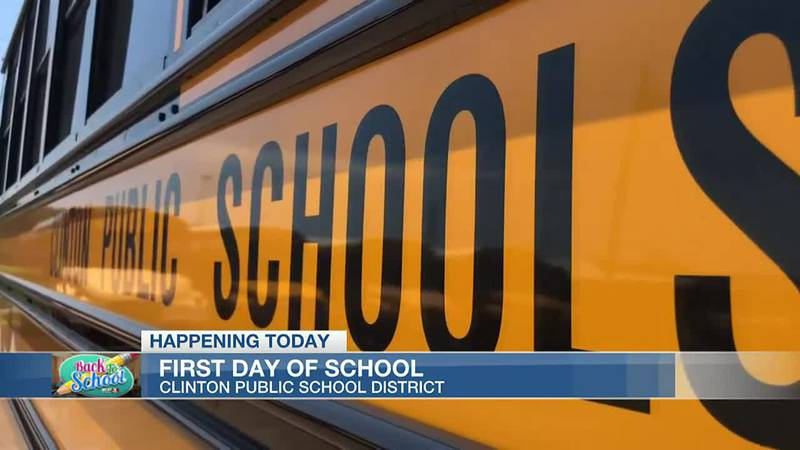8 Clinton public schools return to in-person learning Wed.