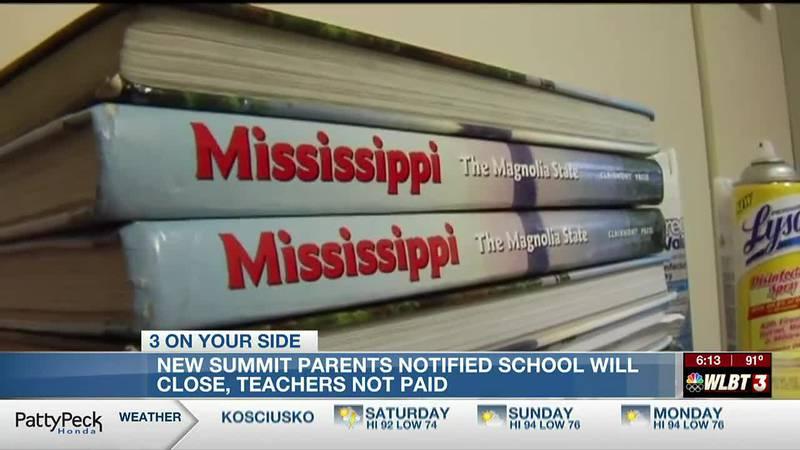 New Summit School parents brace for closure, teachers not paid
