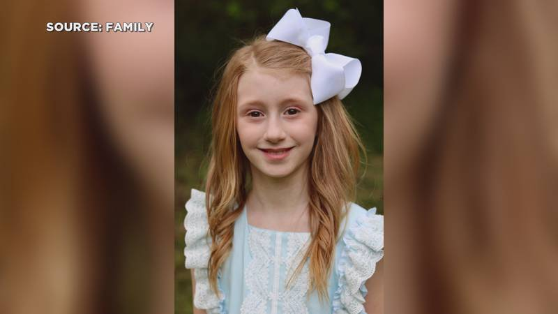 10-year-old Lilly Durr was killed in a hit and run crash in Wesson this week.
