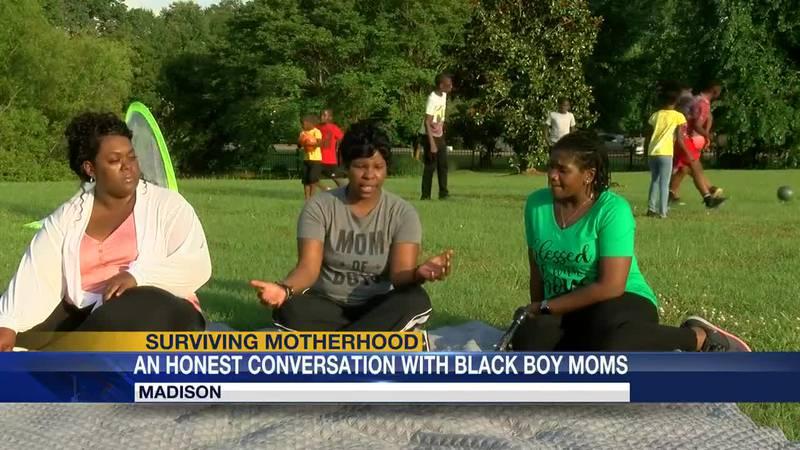 Surviving Motherhood: An honest conversation with black boy moms