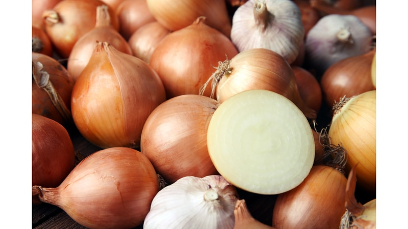 The CDC says onions sold across the U.S. are linked to a salmonella outbreak.