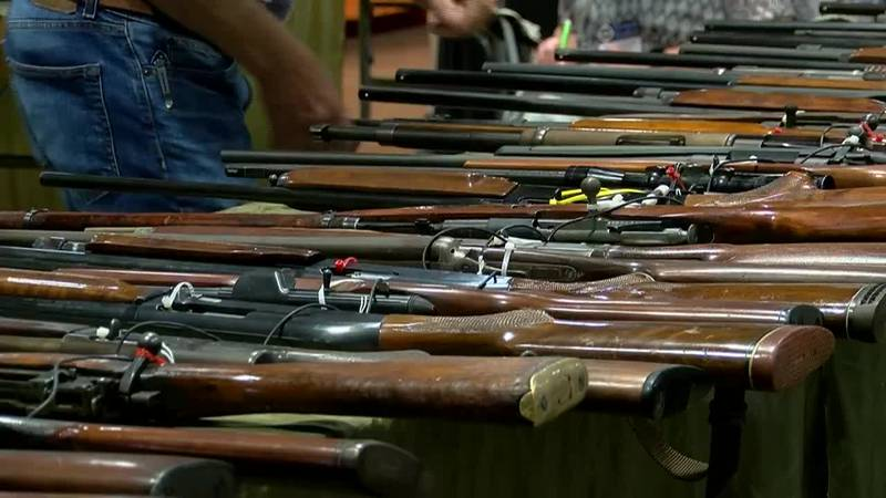 Jackson's gun shows draw criticism as homicide number continues to climb