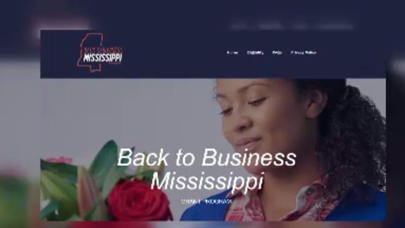 A back to business grant is approved for small businesses in the State of Mississippi that are...