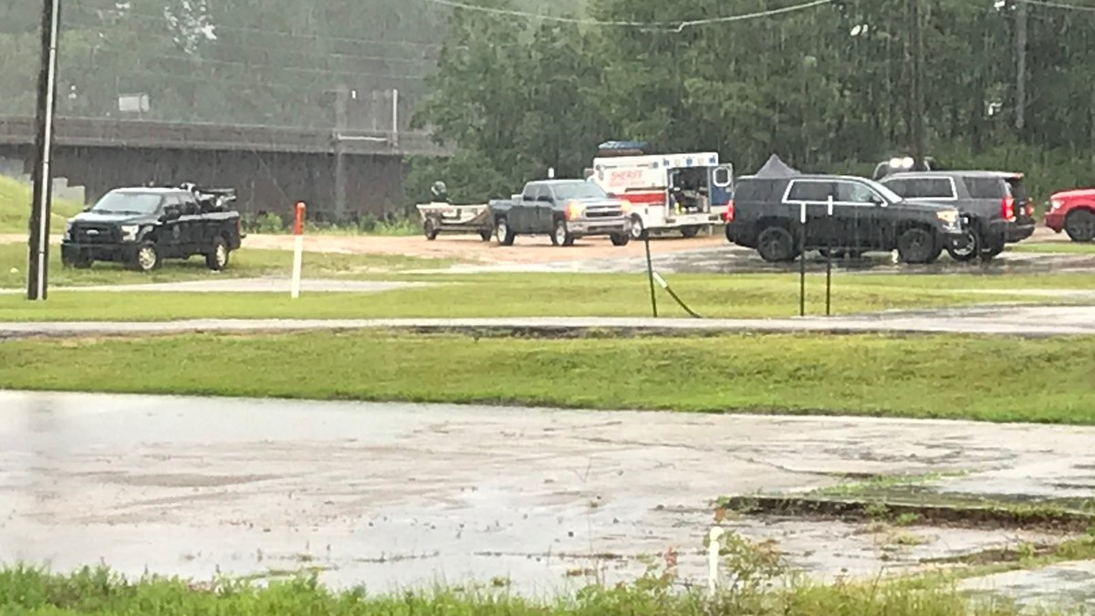 The search for two people who possibly drowned in the Bouie River in Forrest County has ended.